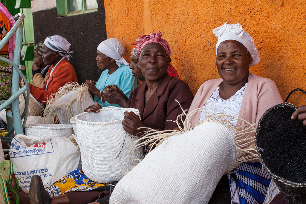 The History of Kiondo Baskets