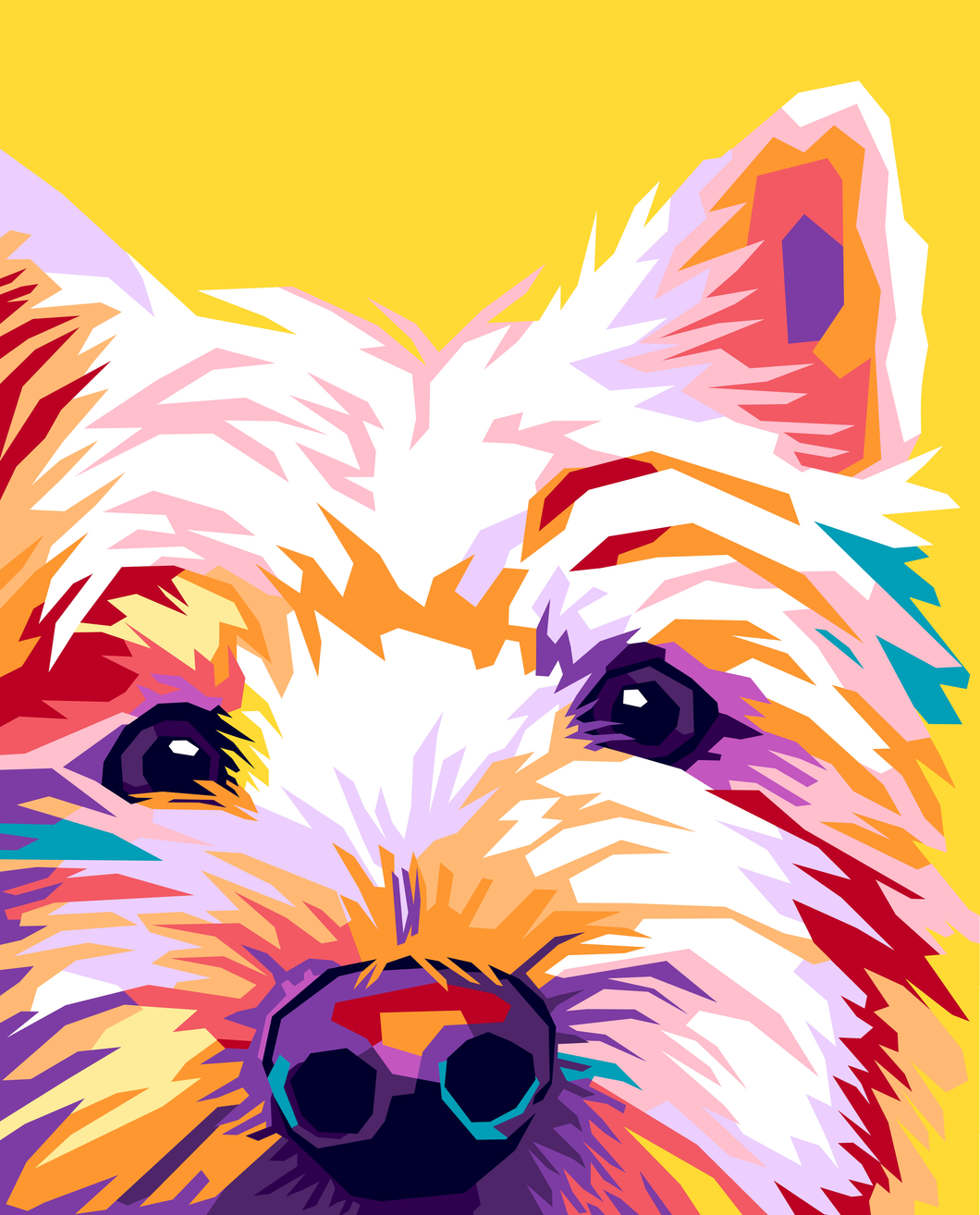 ArtBox WEST HIGHLAND TERRIER