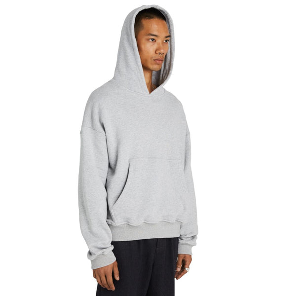 "STANDARD HOODIE ""HEATHER GREY"""
