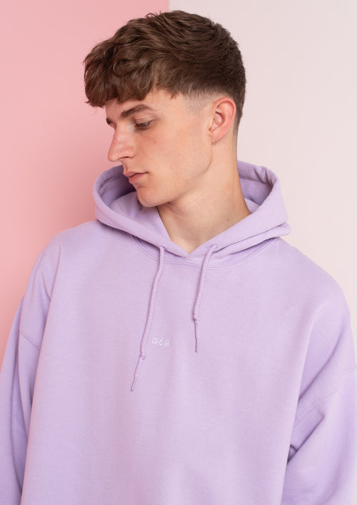 G&G Unisex Orchid Simple Hood