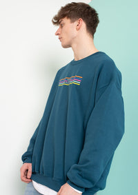 Unisex Original Lino Sweat, Legion Blue | Goose & Gander
