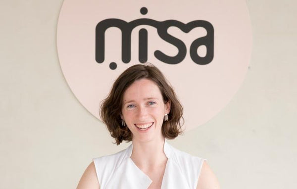 Meet Elisha Watson - the woman behind ethical underwear brand Nisa