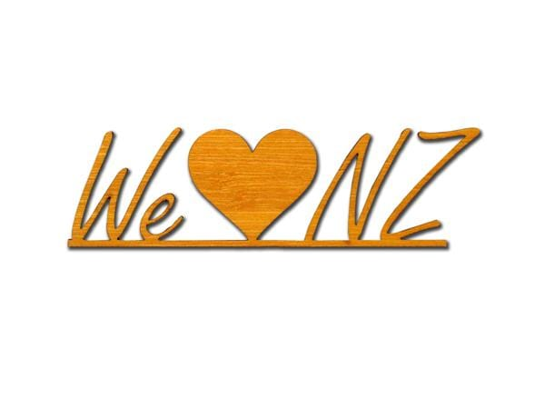 "We ""Heart"" NZ (BB)"