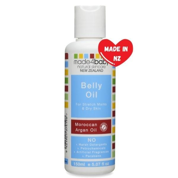 Belly Oil for Stretch Marks (Moroccan Argan Oil) 150ml