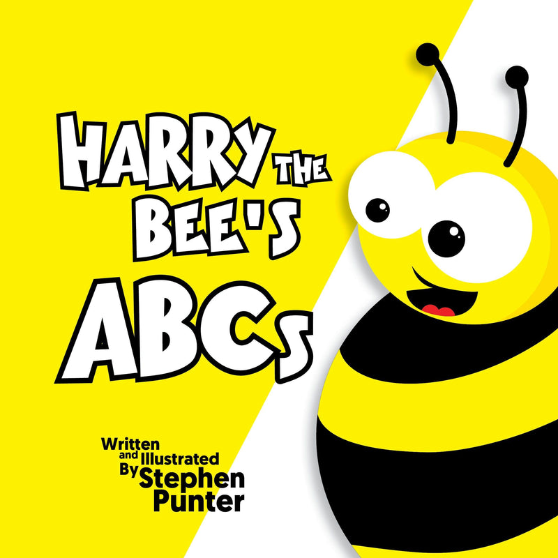 Harry the Bee - Pack of all 4 books - Fantail Books