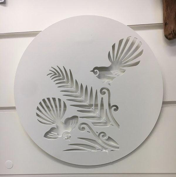 Gift Art - Powder Coated Aluminium Discs
