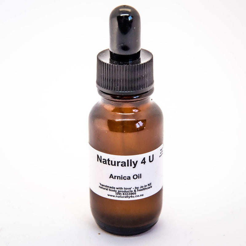 NATURALLY 4 U - ARNICA OIL