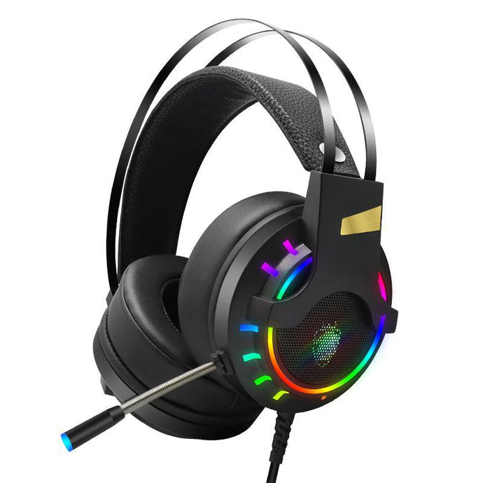 GlowUp LED Gaming Headset