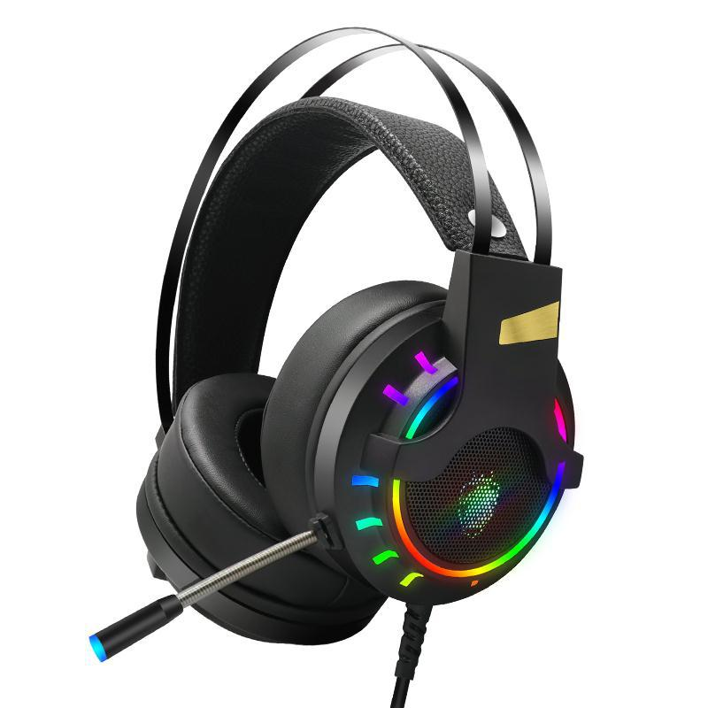 NEW! GlowUp LED Gaming Headset