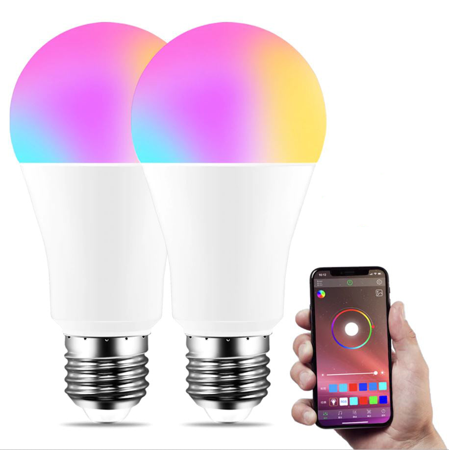 GlowUp Magic LED Smart Light Bulb