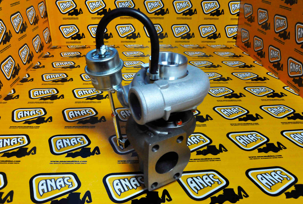 02-202400 TURBOCHARGER AK  ENGINE
