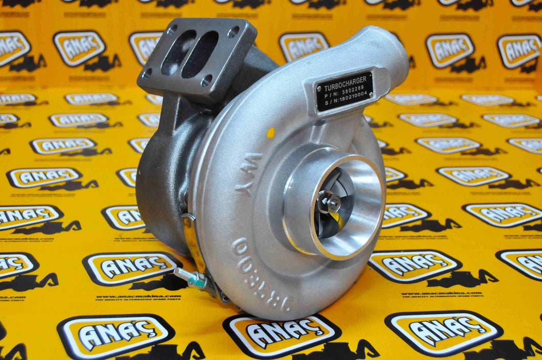 3802289 TURBOCHARGER CAMINS