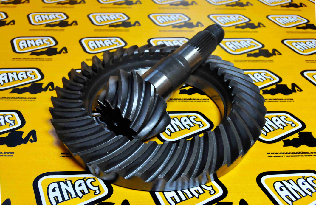 451-02500 Crown Wheel and Pinion11X41