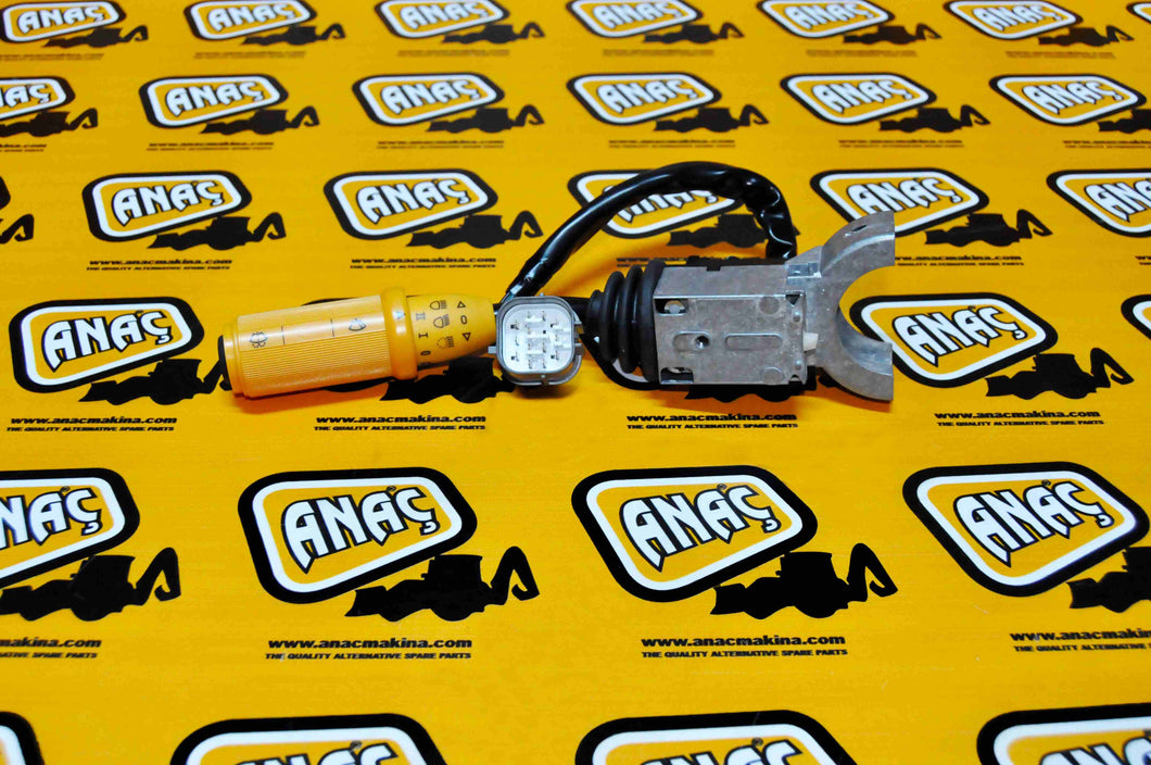 JCB BACKHOE - LIGHTS & WIPER COLUMN SWITCH (PART NO. 701/70001)