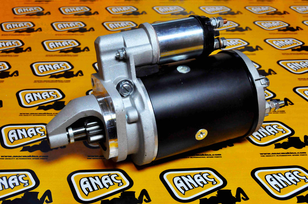 JCB-STARTER MOTOR, AB ENGINE (Part No: 714-03100)