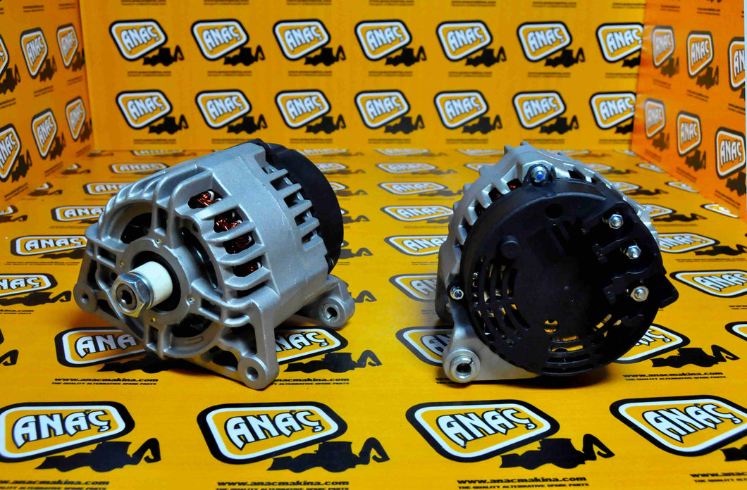 714-40154 ALTERNATOR,AK ENGINE