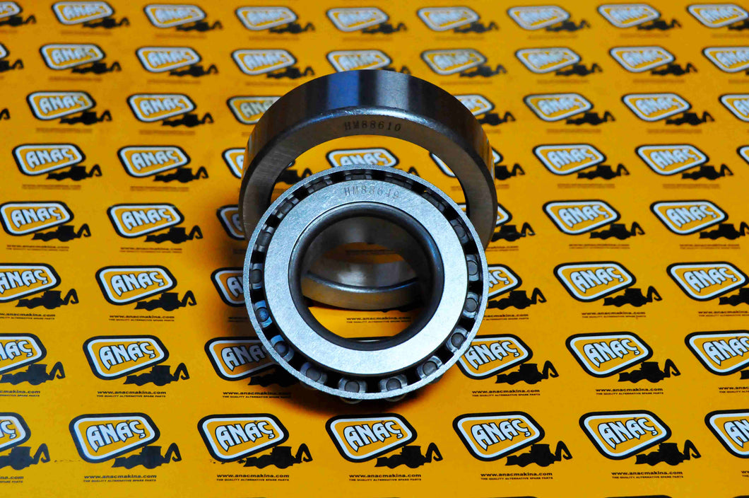 907-09100 FRONT DIFFERANTIAL CASSING BEARING