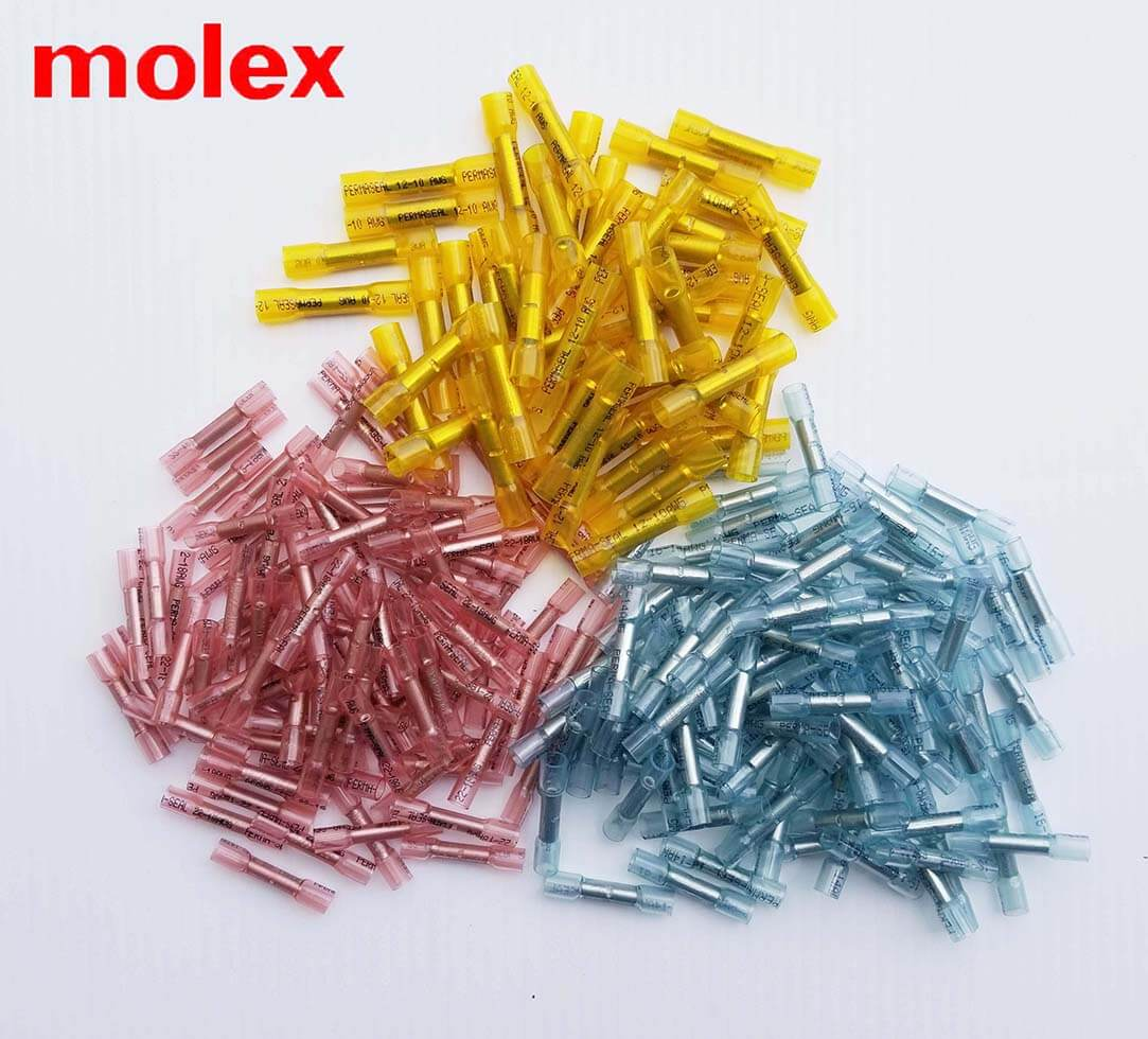 Molex Perma Seal Heat Shrink Butt Connectors
