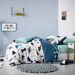 Duvet + Shams Play Collection