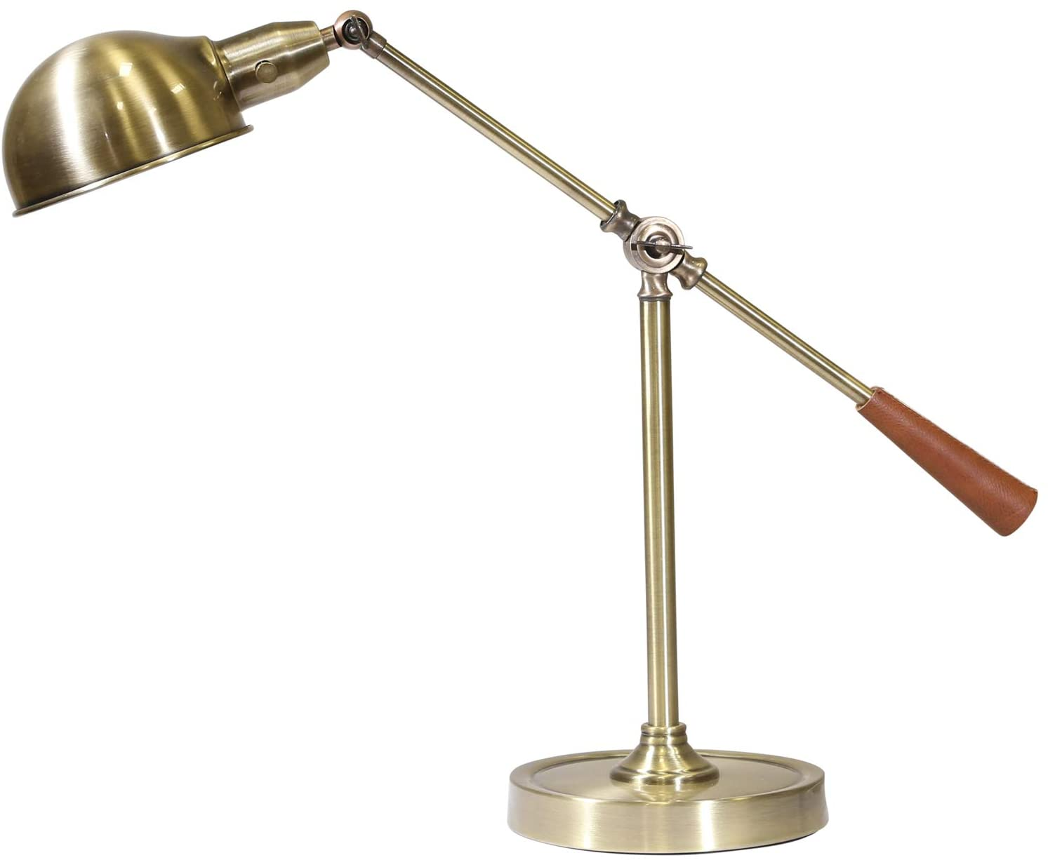 Gold Metal Task Table Lamp