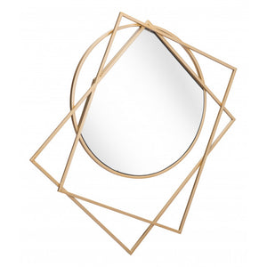 Vertex Mirror Gold