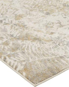 ALFOMBRA PARKER SILVER/IVORY