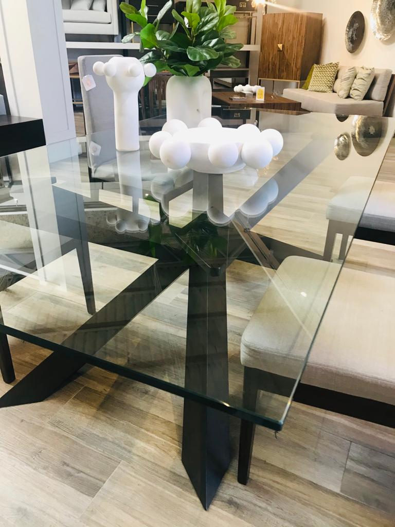 Attika Glass Table