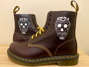 Day of The Dead - Doc Martens