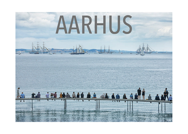 Tall Ships Aarhus Poster