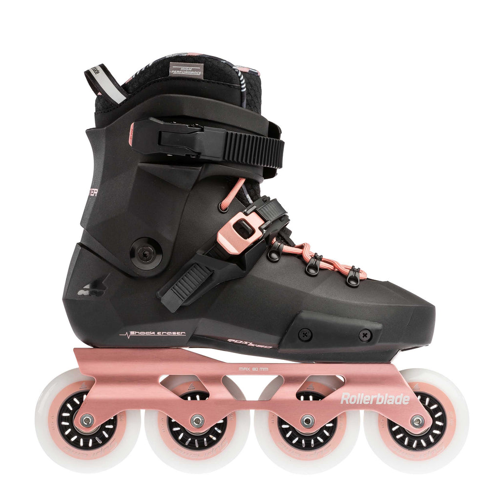 Rollerblade Twister Edge Edition #3 W -  Black/Rose Gold