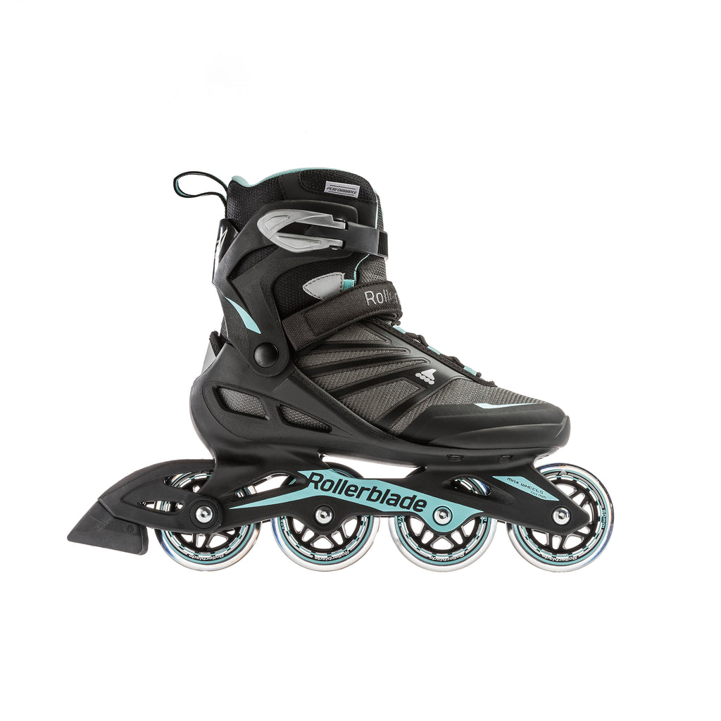 Rollerblade Zetrablade W - Black/Light Blue