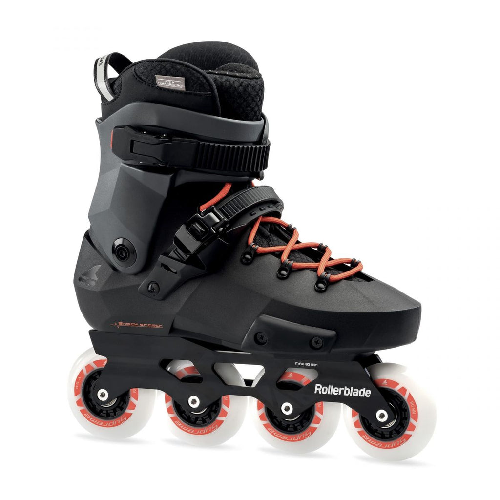 Rollerblade Twister Edge - Black/Warm Red