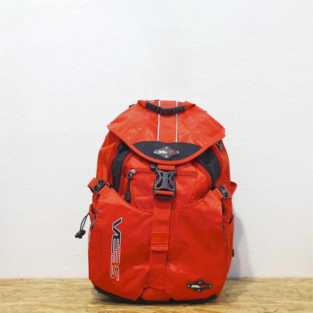 Seba Small Backpack - Red