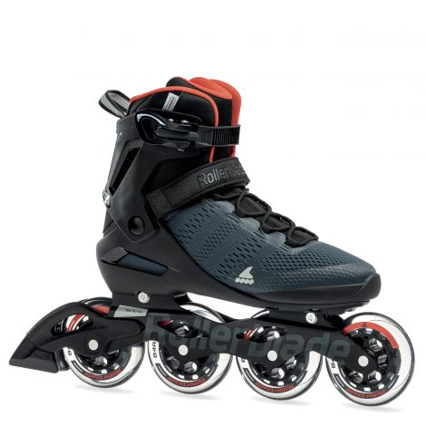 Rollerblade Spark 90 - Orion Blue/Spicy Orange