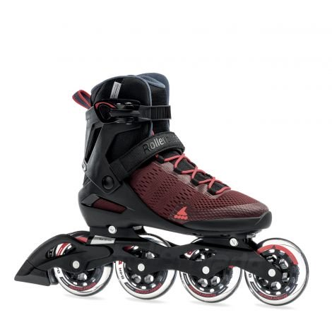 Rollerblade Spark 90 W - Burgundy/Shadow Blue