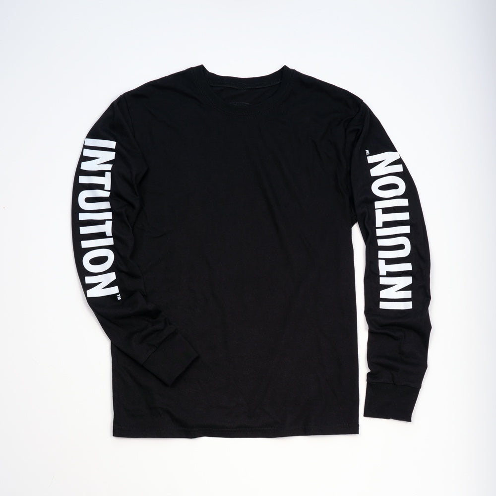 Intuition Men's Long Sleeve - Black