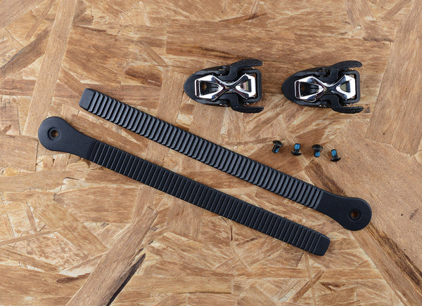 Seba Spider Buckle Set Black