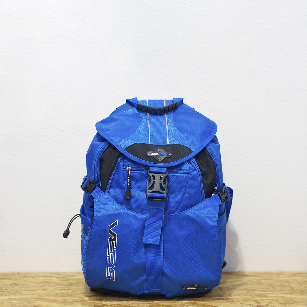 Seba Small Backpack - Blue