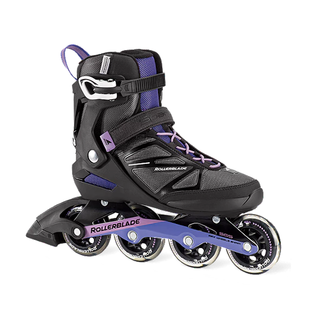 Rollerblade Spark 82 ST W Black/Purple