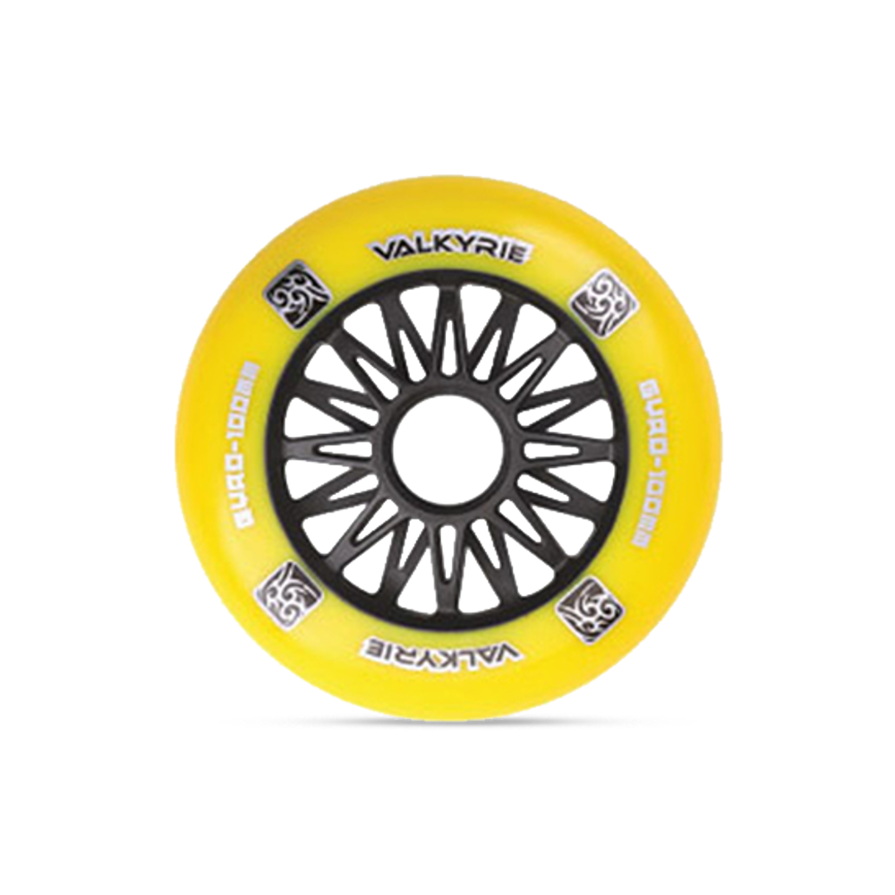 Gyro Valkyrie Yellow 100/110mm 83a (4)