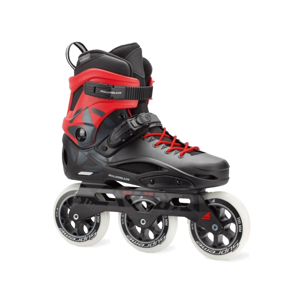 Rollerblade RB 110 3WD Black/Red (9 US/10 USW)