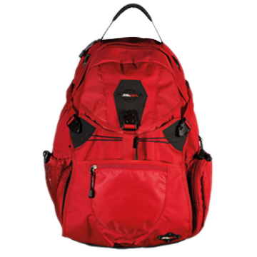 Seba Large Backpack - Red