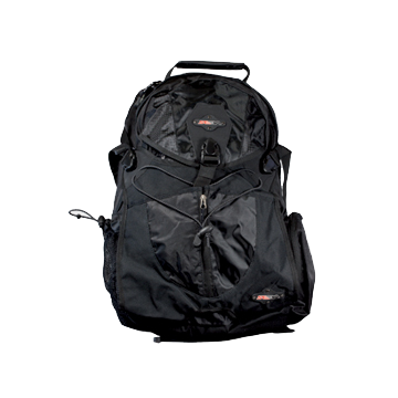 Seba Large Backpack - Black