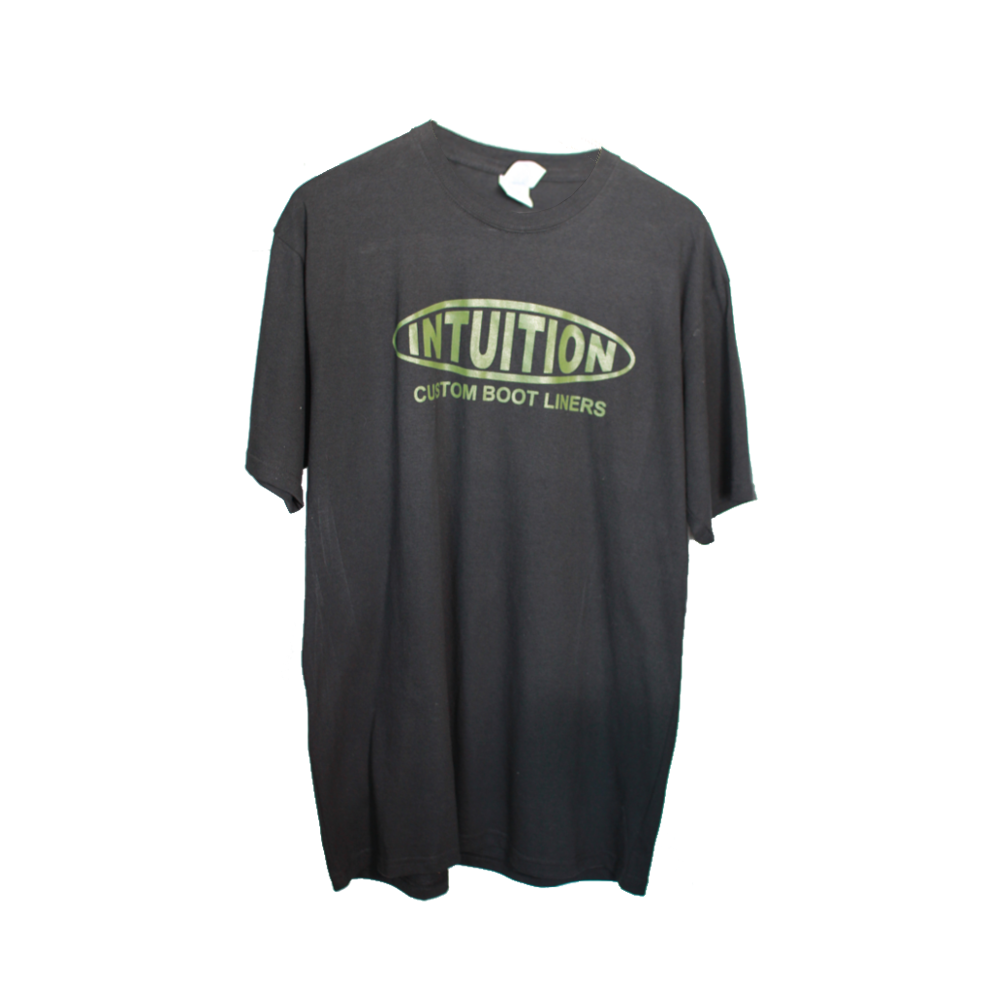 Intuition T-Shirt Black/Green