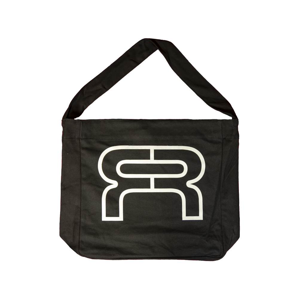 FR Tote Bag-Black
