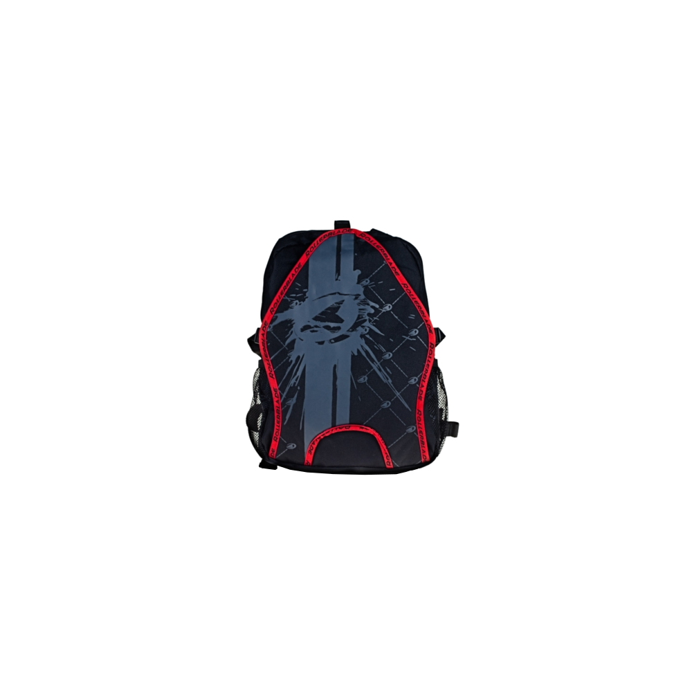 Rollerblade Junior Back Pack Black/Red