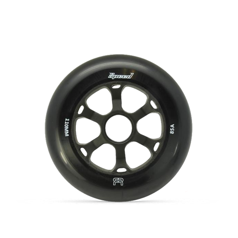 FR Speed 110mm/85a - Black (Single)
