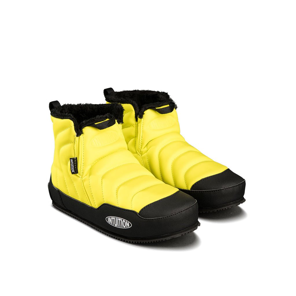 Intuition Bootie Yellow