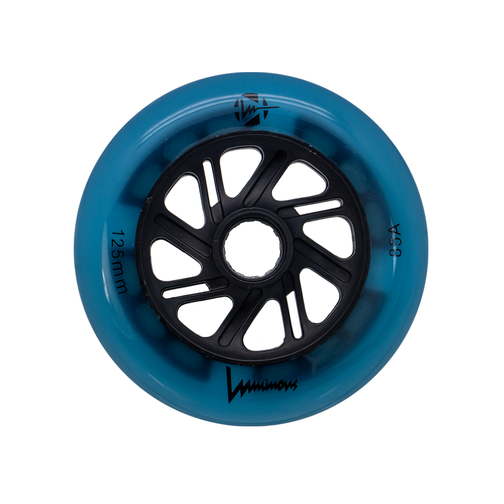 Luminous 125mm/85a - Blue Glow (Single)
