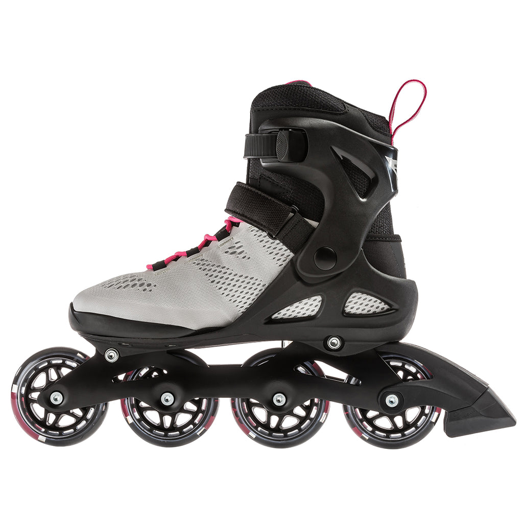 Rollerblade Macroblade 80 W - Cool Grey/Candy Pink